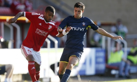 Saints Win At Swindon Town To Continue Good Start To Pre