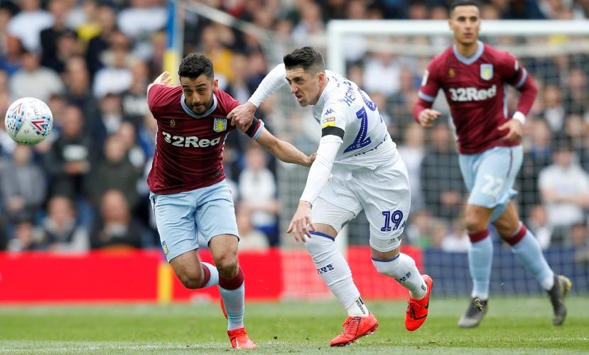 Leeds United v Aston Villa Match Gallery | ToEllAndBack.org